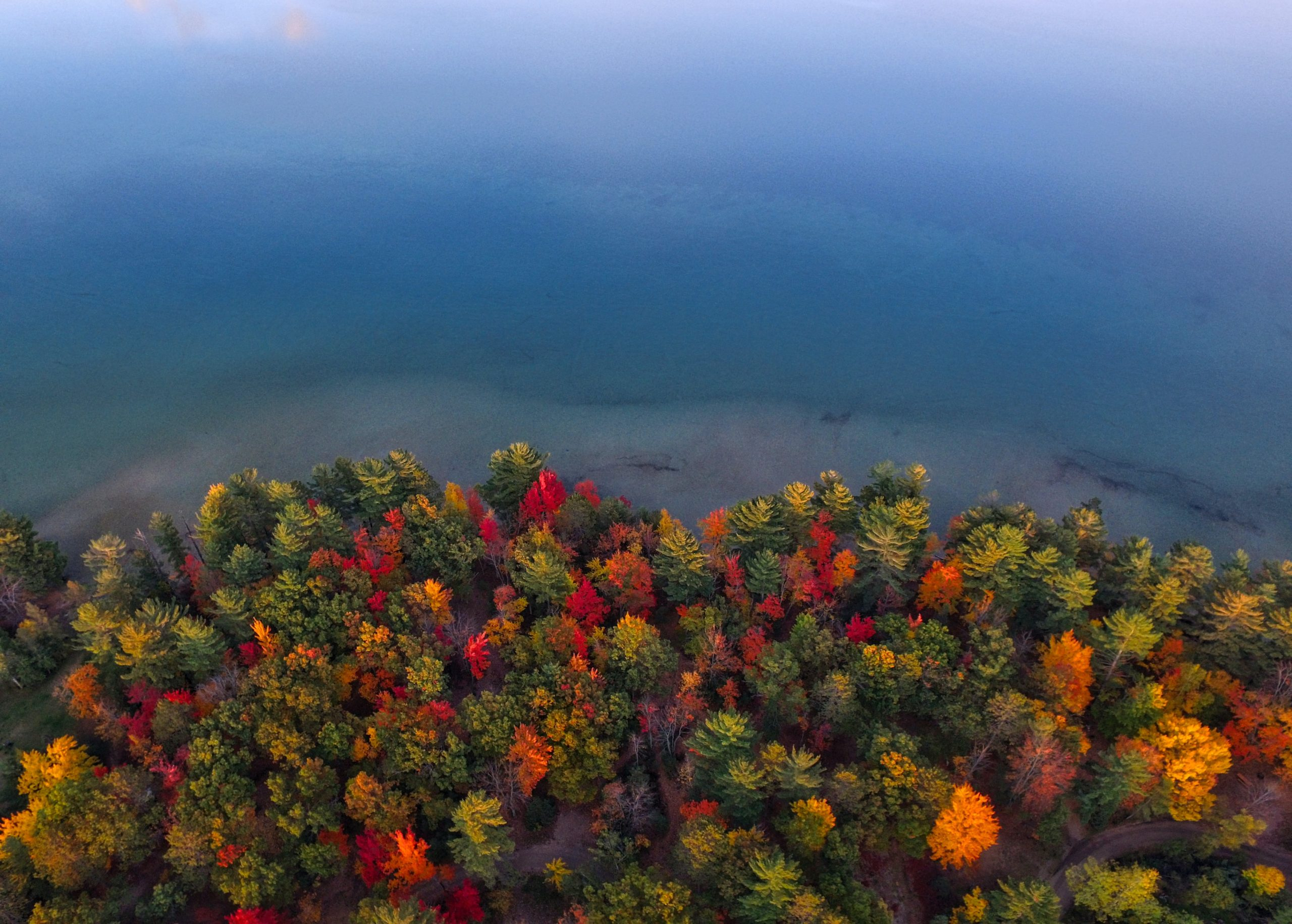Michigan Lakeshore Colors
